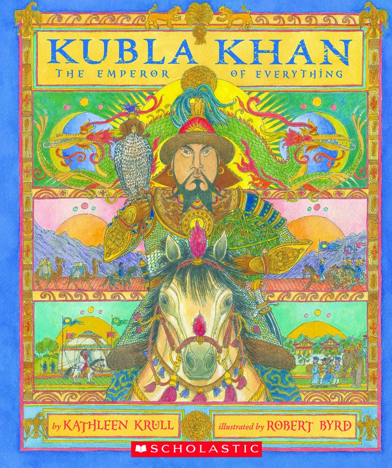 Kubla Khan, the emperor
