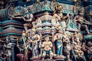 Hindu temple, dwarka